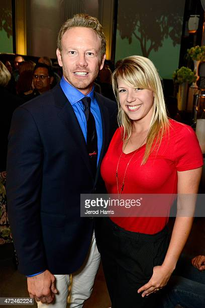 Actors Ian Ziering and Jodie Sweetin attend an event hosted by WE tv and Ian Ziering to raise awareness for Canine Companions for Independence at...