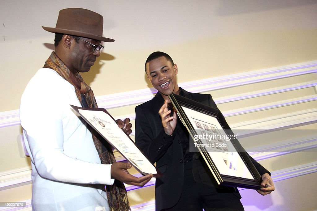 5th Annual African American Film Critics Association Awards : News Photo