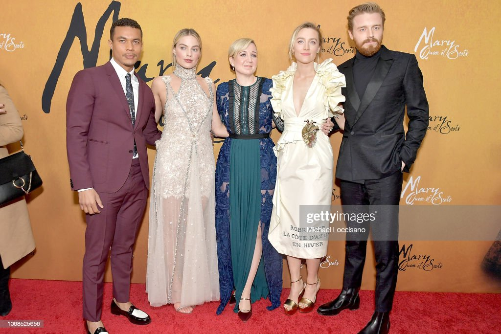 'Mary Queen Of Scots' New York Premiere : News Photo