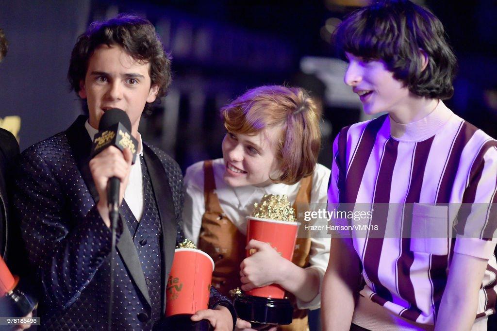 2018 MTV Movie And TV Awards - Inside : News Photo