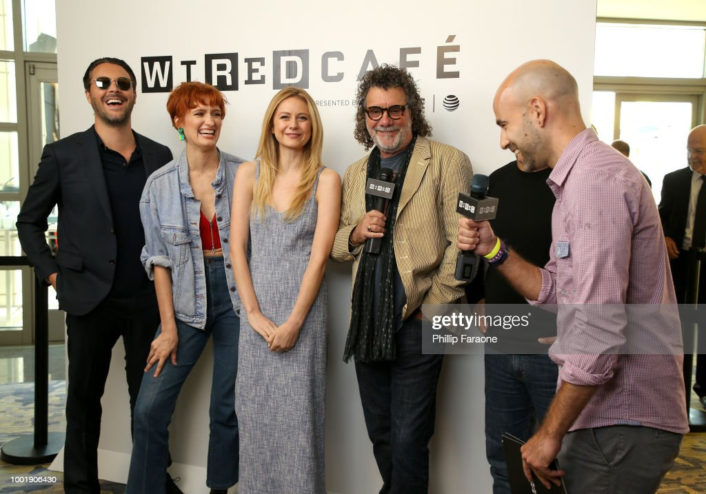 2018 WIRED Cafe at Comic Con Presented by AT&T Audience Network - Day 1