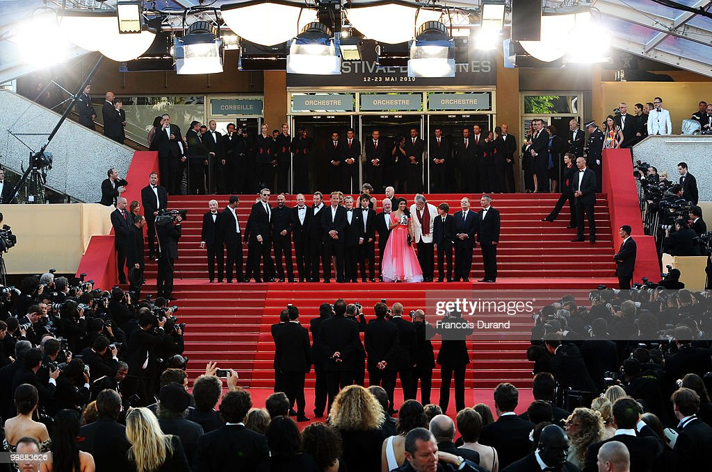 Of Gods And Men - Premiere:63rd Cannes Film Festival