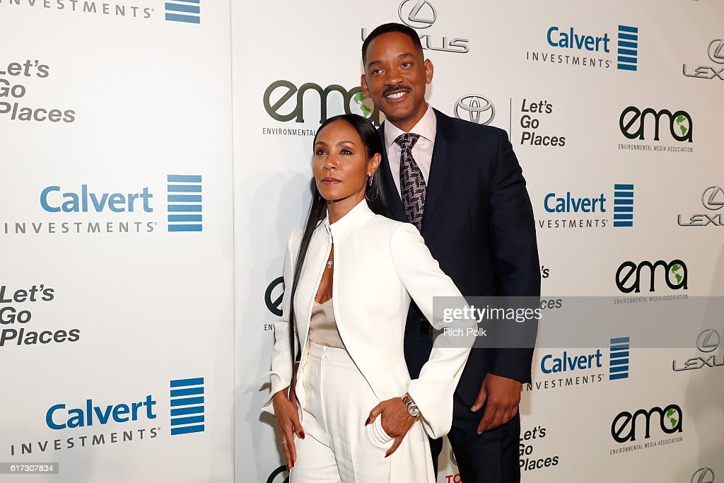 Environmental Media Association Hosts Its 26th Annual EMA Awards Presented By Toyota, Lexus And Calvert - Red Carpet : News Photo