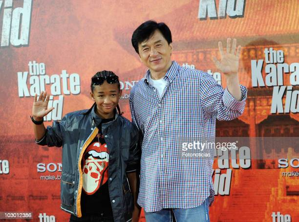 3 242 The Karate Kid Photos And Premium High Res Pictures Getty Images