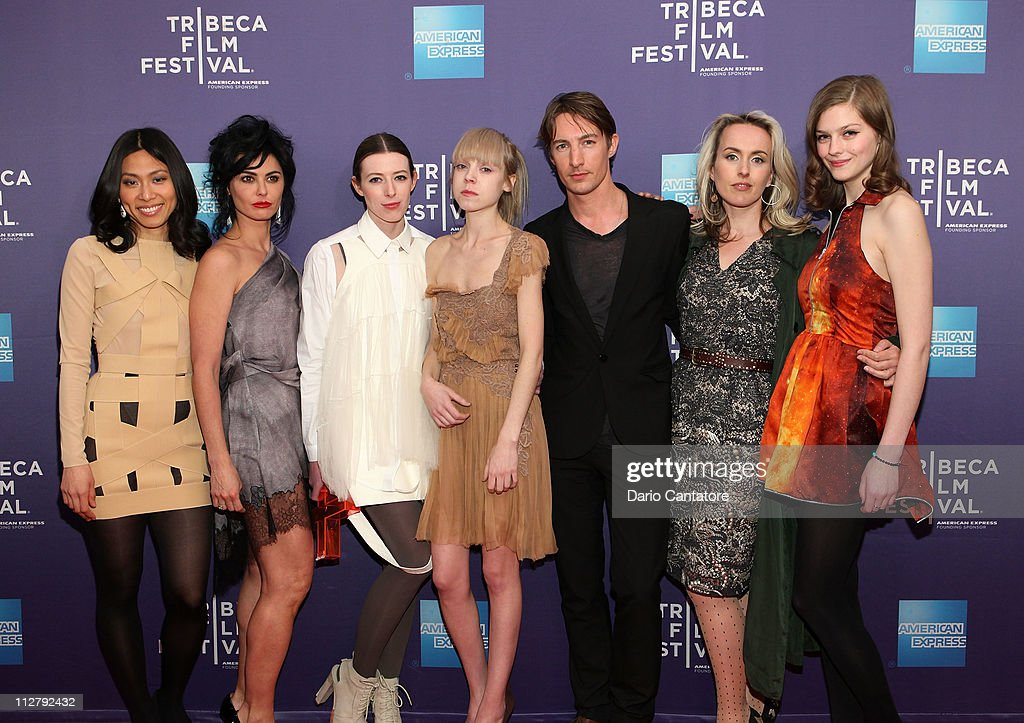 Premiere Of 'Lotus Eaters' At The 2011 Tribeca Film Festival : News Photo