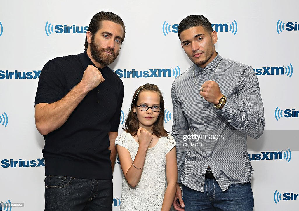 SiriusXM's 'Town Hall' With Jake Gyllenhaal, Oona Laurence, And Miguel Gomez