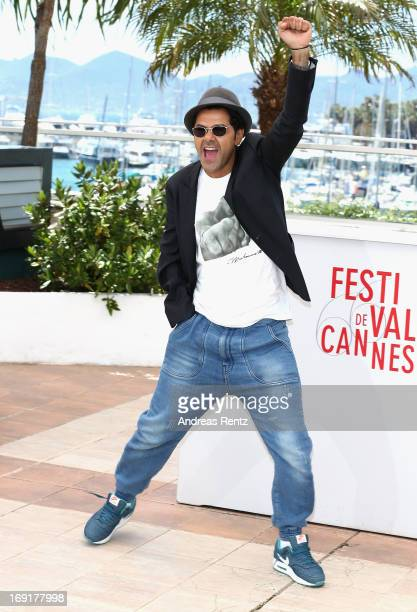 Actors Jamel Debbouze attends the 'Ne Quelque Part' Photocall during The 66th Annual Cannes Film Festival at the Palais des Festivals on May 21 2013...