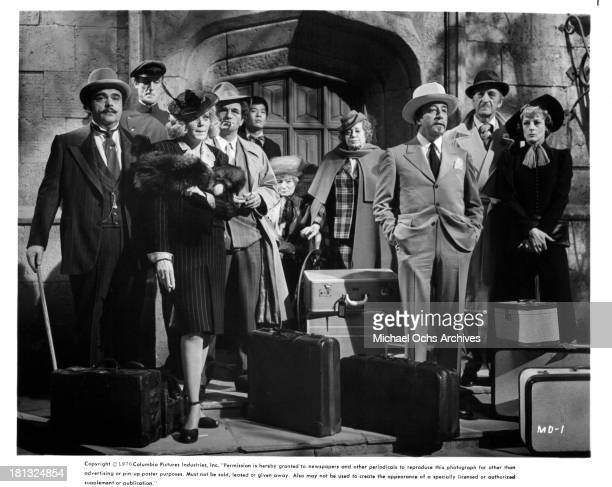 Actors James CocoJames Cromwellactress Eileen Brennan actor Peter Falk actress Elsa Lanchester Estelle Winwood actor Peter Sellers actress Maggie...
