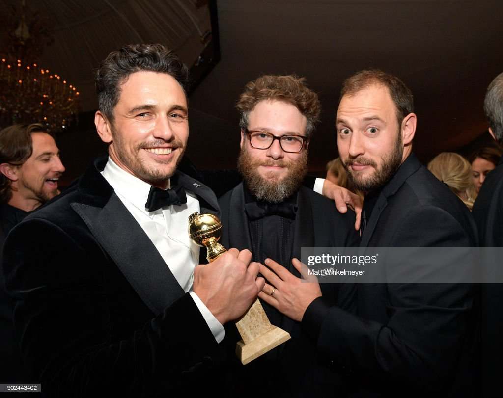 The 2018 InStyle And Warner Bros. 75th Annual Golden Globe Awards Post-Party - Inside : News Photo