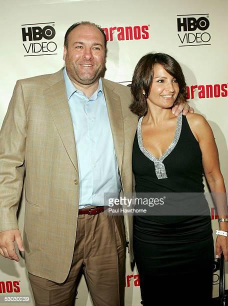 Katherine Narducci The Sopranos Stock Photos and Pictures ... Kathrine Narducci Sopranos