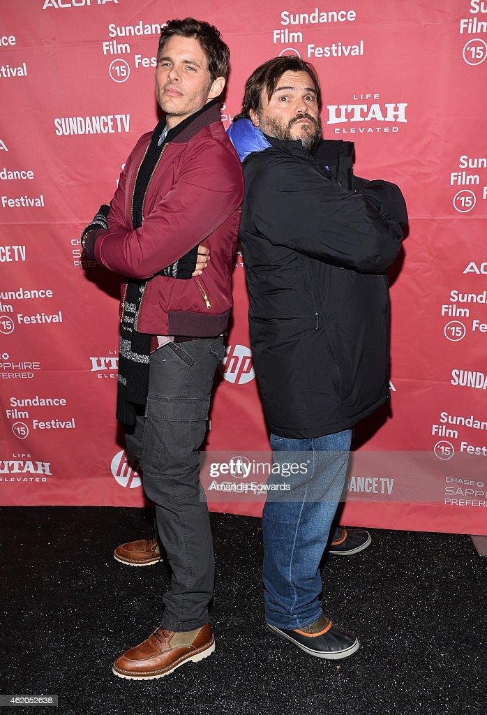 """The D Train"" Premiere - 2015 Sundance Film Festival"