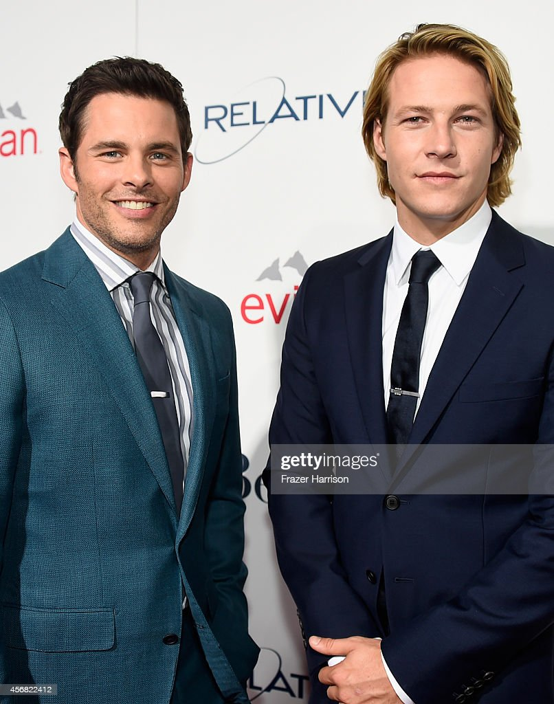 """Premiere Of Relativity Studios' """"The Best Of Me"""" - Red Carpet : News Photo"""