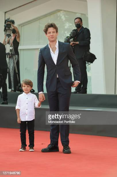 Actors James Norton and Michael Lamont at the 77 Venice International Film Festival 2020. Nowhere Special red carpet. Venice , September 10th, 2020