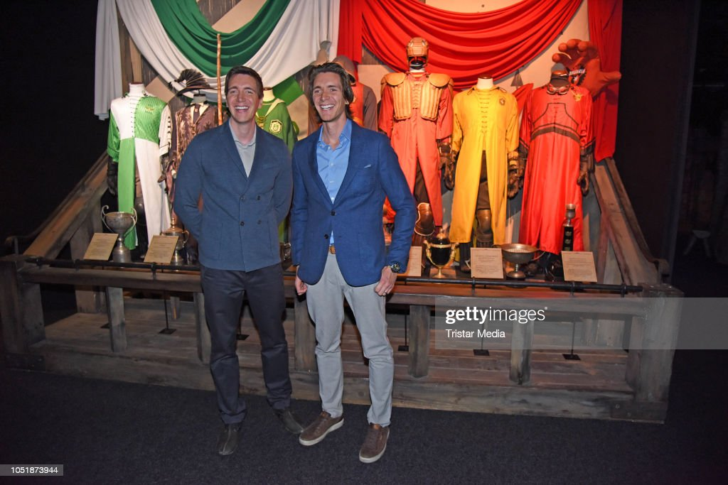 'Harry Potter: The Exhibition' Press Preview In Potsdam : News Photo