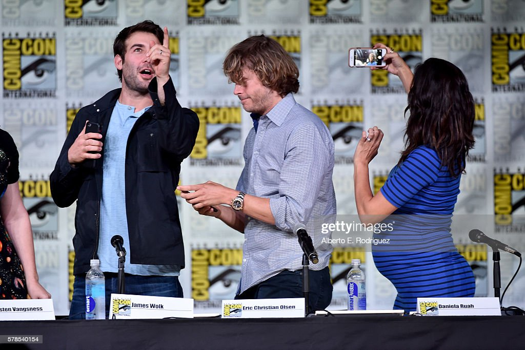 """Comic-Con International 2016 - CBS Television Studios Block Including """"Scorpion,"""" """"American Gothic"""" And """"MacGyver"""" : News Photo"""