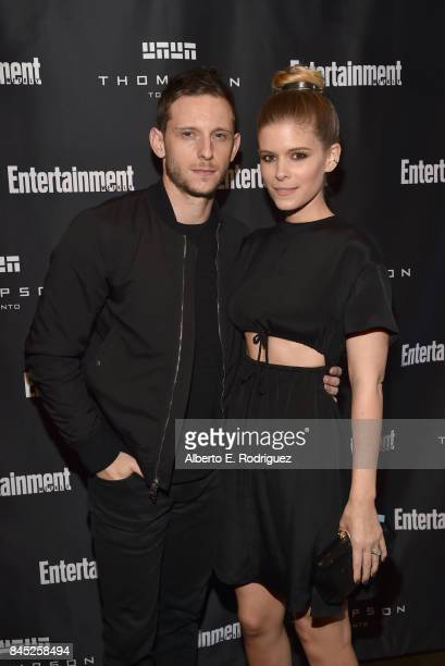Actors Jamie Bell and Kate Mara attend Entertainment Weekly's Must List Party during the Toronto International Film Festival 2017 at the Thompson...