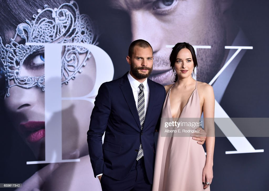 """Premiere Of Universal Pictures' """"Fifty Shades Darker"""" - Arrivals : News Photo"""