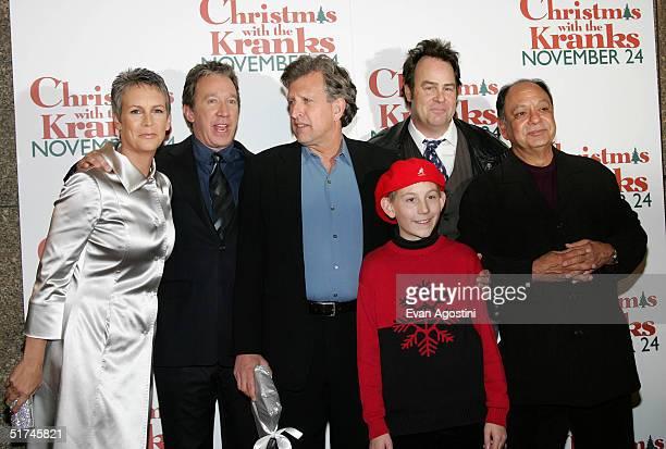 Christmas With The Kranks.Christmas With The Kranks New York Premiere Premium Pictures