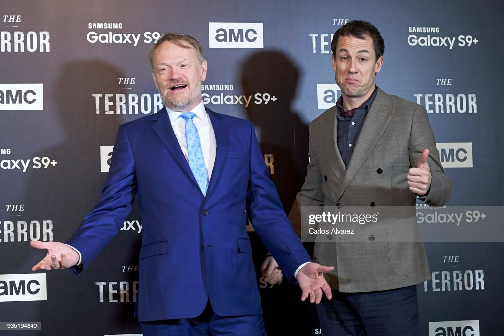 'The Terror' Madrid Premiere