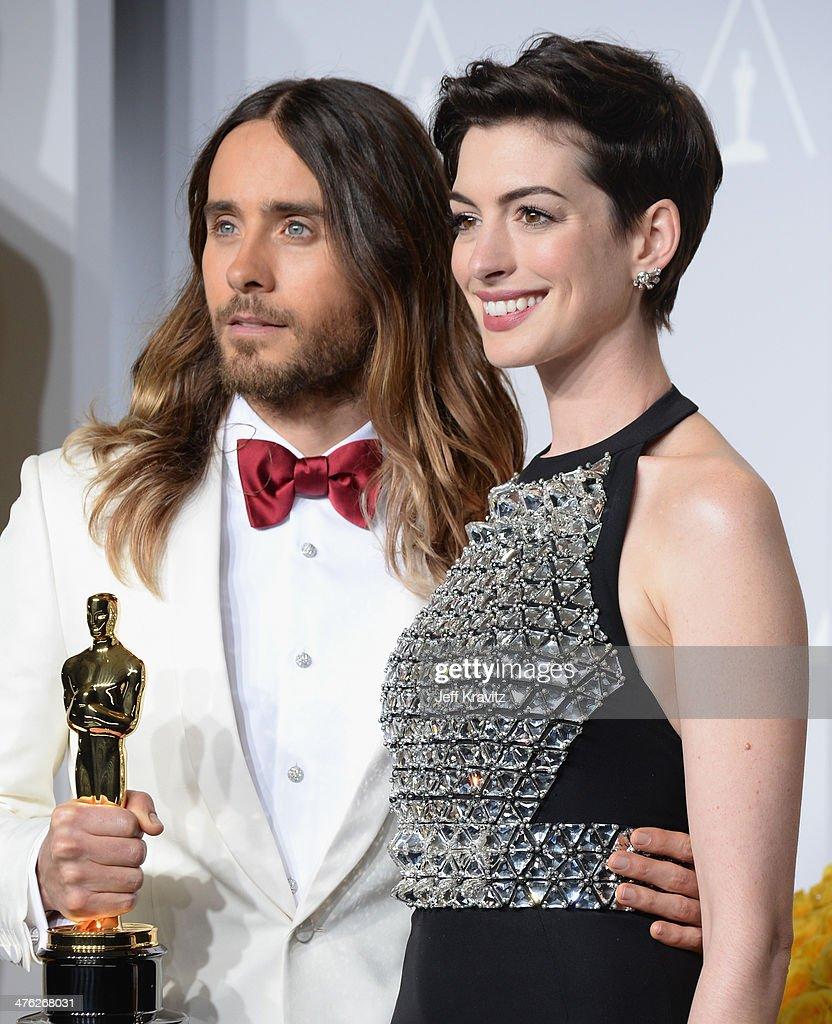86th Annual Academy Awards - Press Room : Nieuwsfoto's
