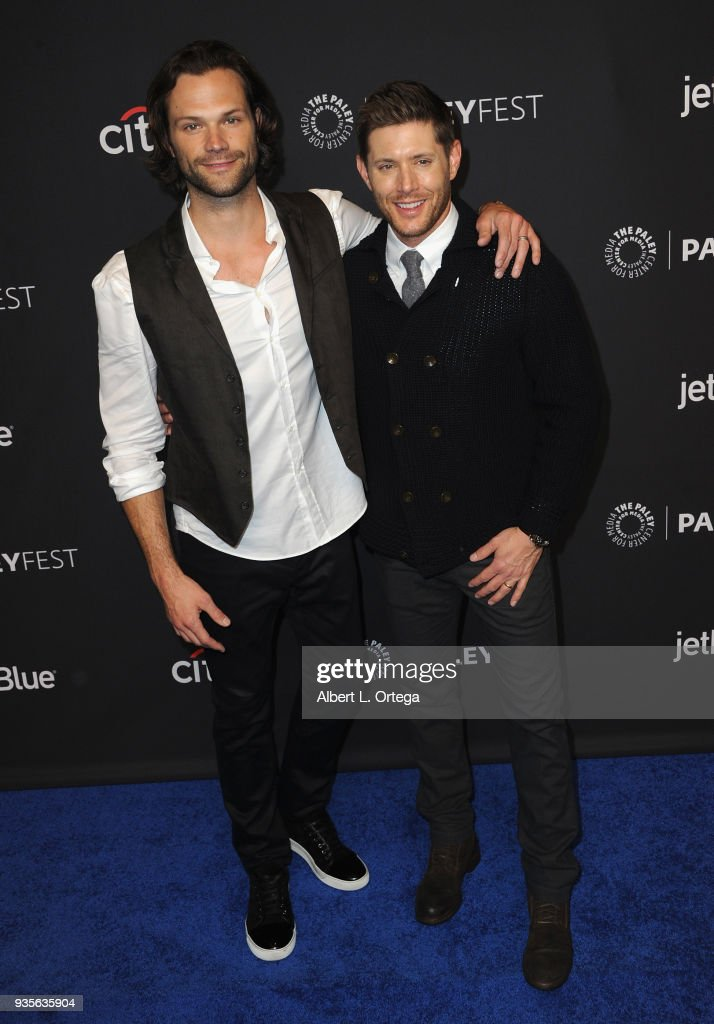 The Paley Center For Media's 35th Annual PaleyFest Los Angeles - 'Supernatural' - Arrivals : ニュース写真