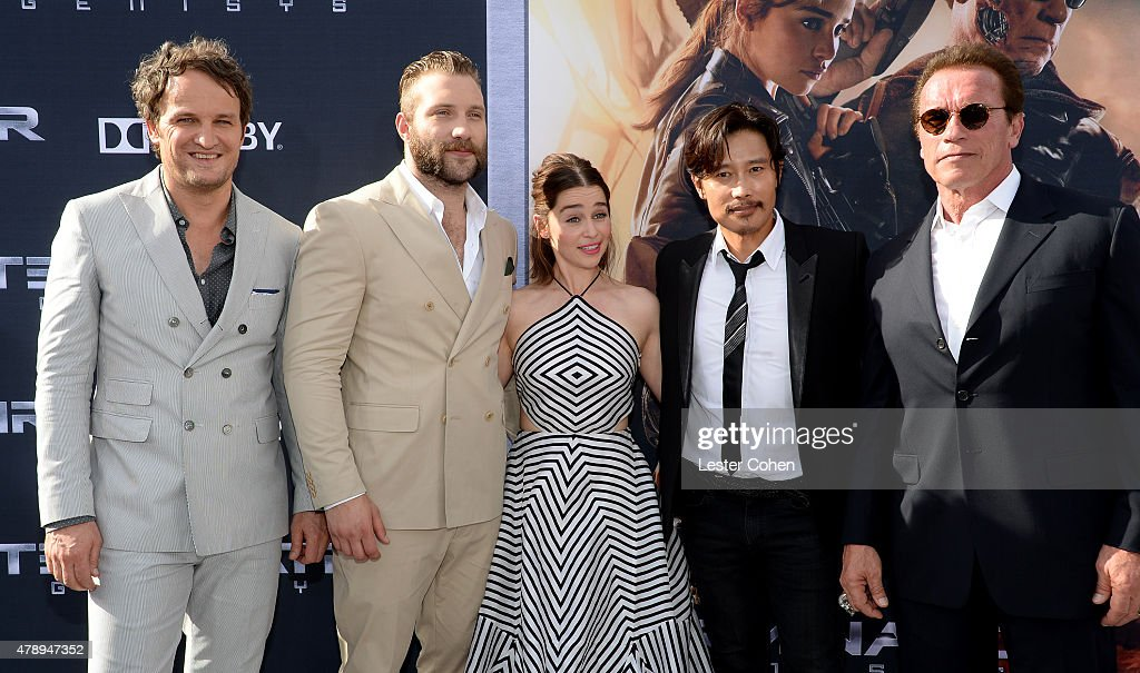 """Premiere Of Paramount Pictures' """"Terminator Genisys"""" - Red Carpet : News Photo"""