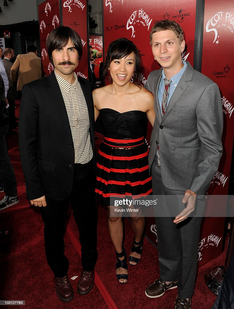 "Premiere Of Universal Pictures' ""Scott Pilgrim Vs. The World"" - Arrivals"