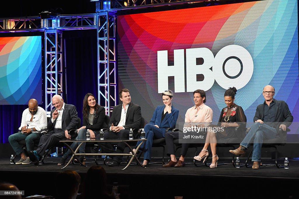 HBO Summer TCA 2016 : News Photo