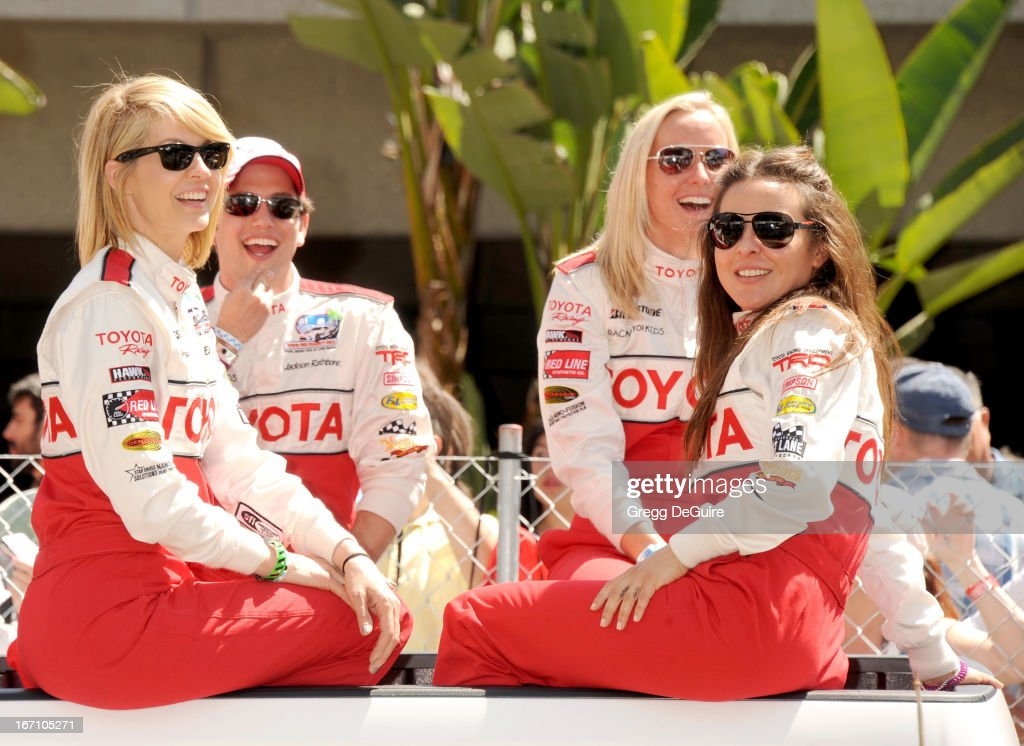 37th Annual Toyota Pro/Celebrity Race - Race Day