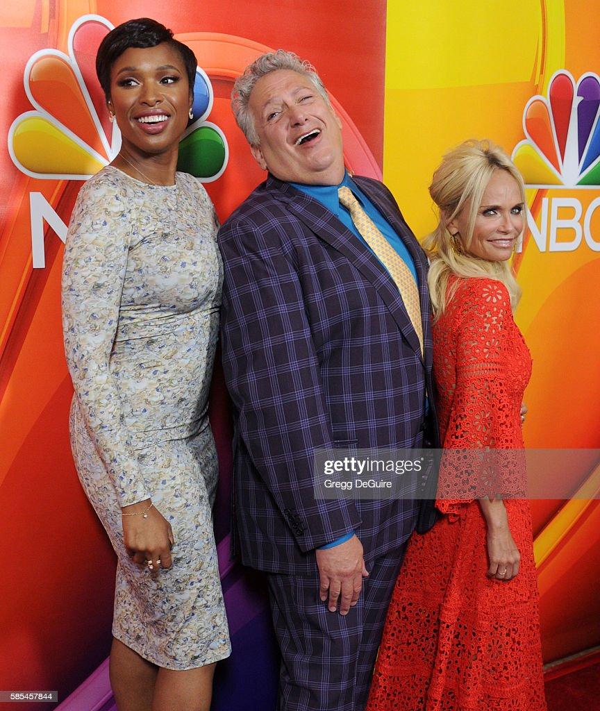 2016 Summer TCA Tour - NBCUniversal Press Tour Day 1 - Arrivals