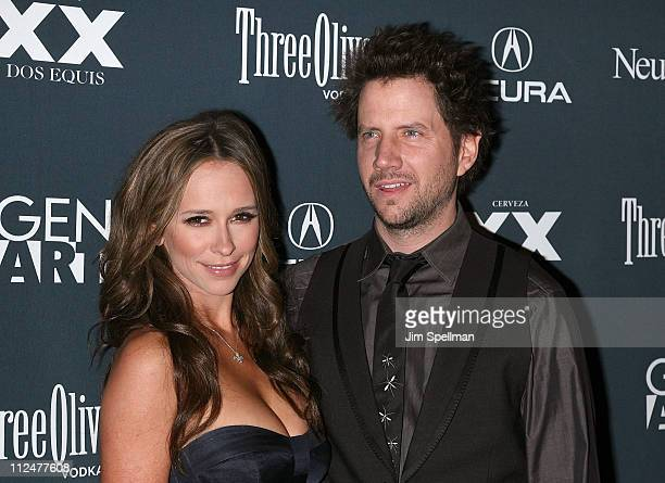 Actors Jennifer Love Hewitt and Jamie Kennedy attend the premiere of 'Finding Bliss' during the 14th Annual Gen Art Film Festival Presented by Acura...