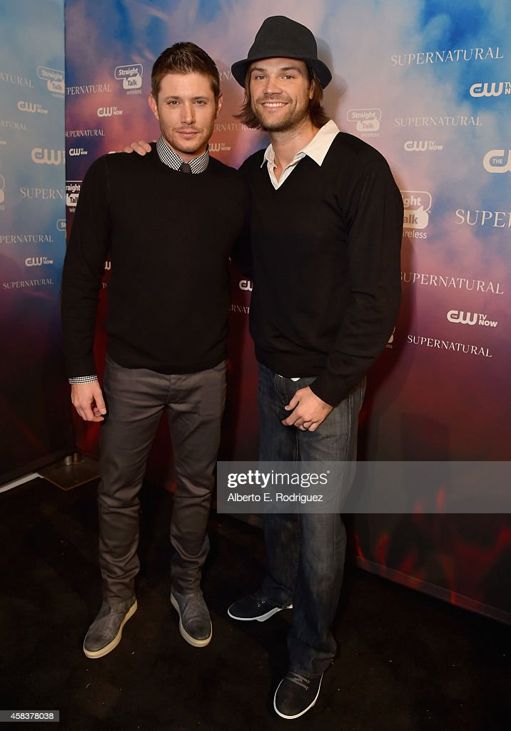"CW's ""Supernatural"" Fan Party To Celebrate The 200th Episode Of ""Supernatural"" : News Photo"