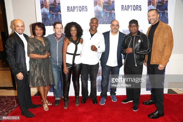 Actors Jeremy Gillet Marian Michaels Chris Ufland Jillian Reeves Jonathan T Floyd Kevin Brooks Martin Lawrence and Christopher B Duncan arrive at the...