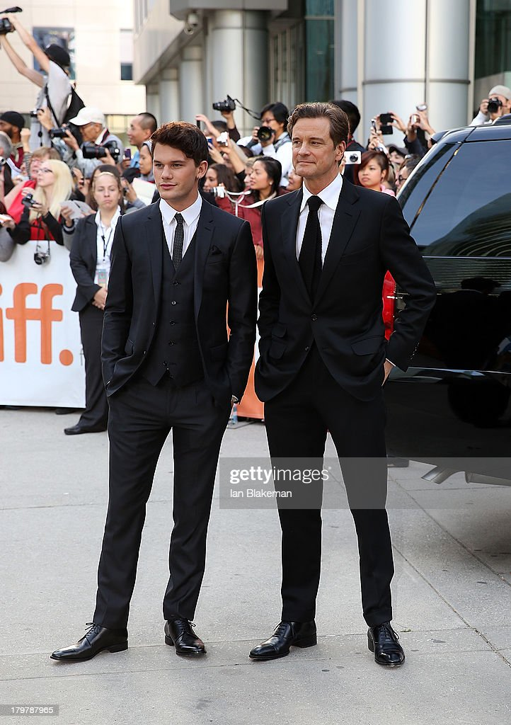 """The Railway Man"" Premiere - Arrivals - 2013 Toronto International Film Festival : News Photo"