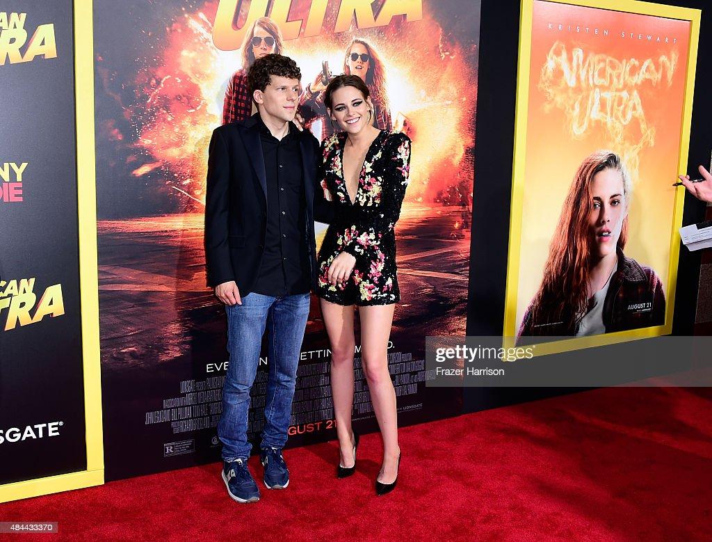 """Premiere Of Lionsgate's """"American Ultra"""" - Arrivals : Nachrichtenfoto"""