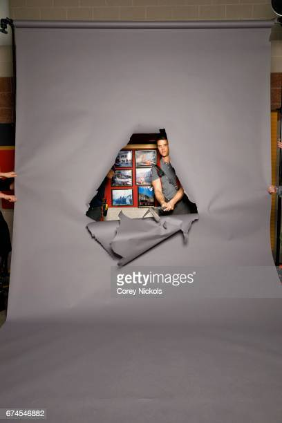 Actors Jesse Spencer from TV's 'Chicago Fire' is photographed for TV Guide Magazine on March 17 2017 in Chicago Illinois
