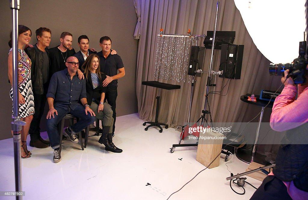 The Samsung Galaxy VIP Lounge At Comic-Con International 2014