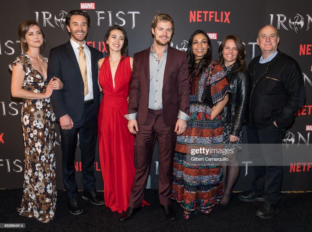 "Marvel's ""Iron Fist"" New York Screening : News Photo"