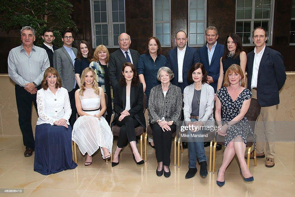 """Downton Abbey"" - Press Launch - Red Carpet Arrivals"