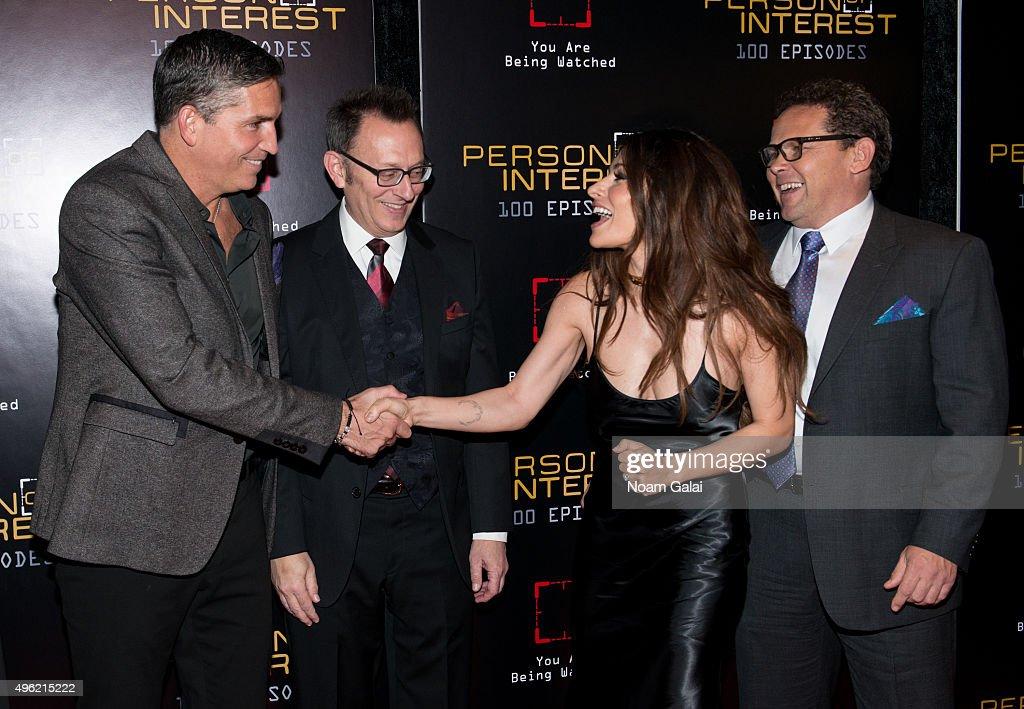 """Person Of Interest"" 100th Episode Celebration"