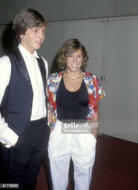 Actors Jimmy McNichol and Kristy McNichol attend the 1979 Primetime Creative Arts Emmy Awards on September 8, 1979 at Pasadena Civic Auditorium in...