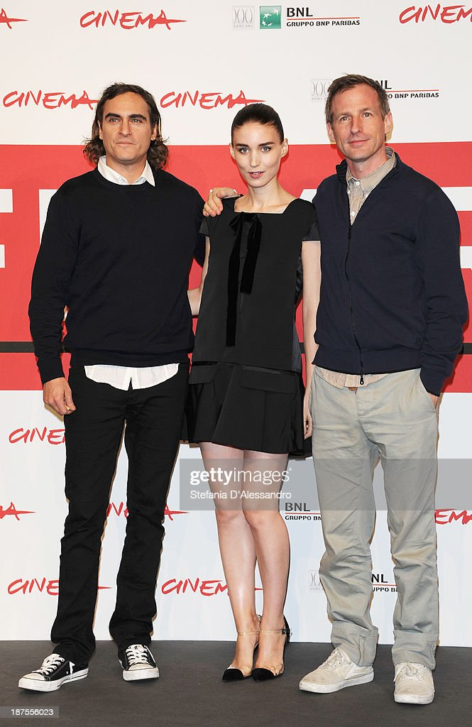'Her' Photocall - The 8th Rome Film Festival