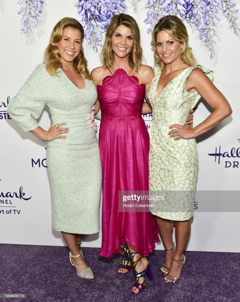 2018 Hallmark Channel Summer TCA - Red Carpet : News Photo
