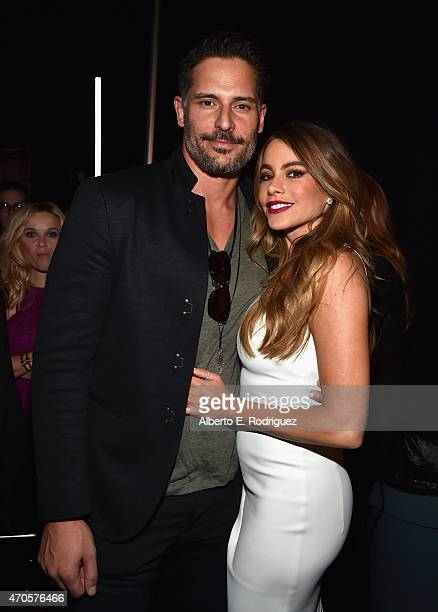 "Actors Joe Manganiello and Sofia Vergara attend Warner Bros Pictures Invites You to ""The Big Picture"" an Exclusive Presentation Highlighting the..."