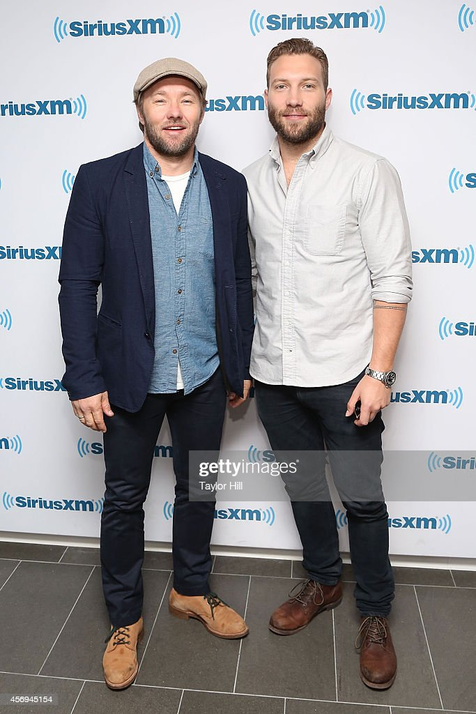 Celebrities Visit SiriusXM Studios - October 9, 2014 : News Photo