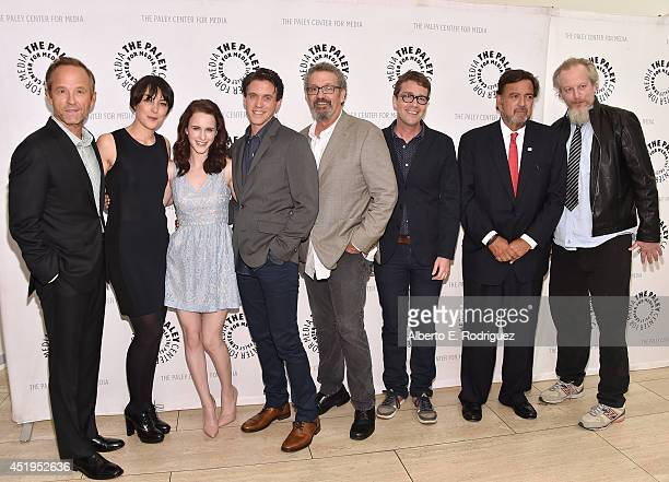 Actors John Benjamin Hickey Olivia Williams Rachel Brosnahan Ashley Zuckerman director Thomas Schlamme creator/writer Sam Shaw former New Mexico...