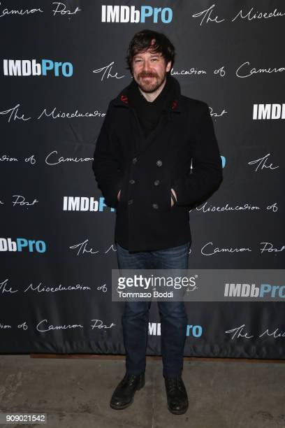 Actors John Gallagher Jr attends The IMDbPro Party to Celebrate the Premiere of 'The Miseducation of Cameron Post' and Launch of IMDbPro's New iPhone...