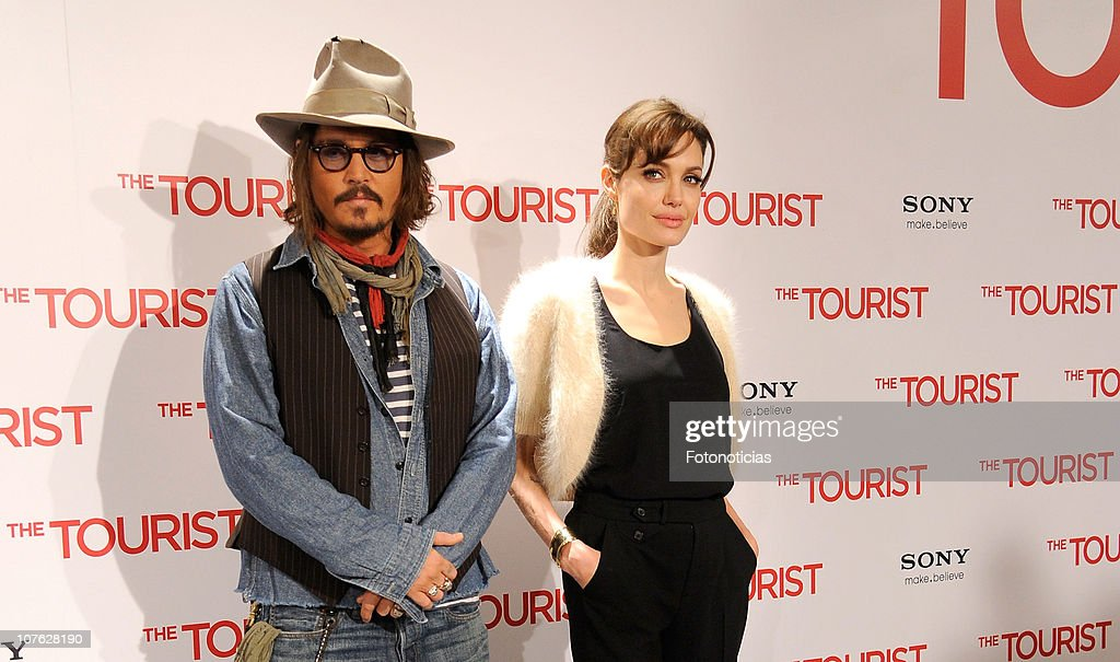'The Tourist' Photocall in Madrid : News Photo