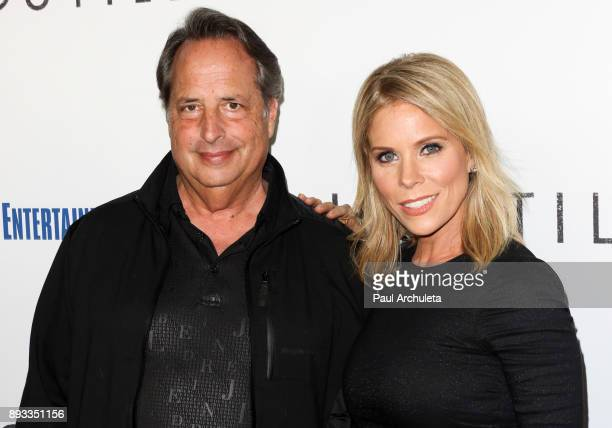 Actors Jon Lovitz and Cheryl Hines attend the premiere of 'Hostiles' at the Samuel Goldwyn Theater on December 14 2017 in Beverly Hills California