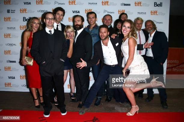 Actors Jon Stebbe Sheila Campbell Brett Donnahue CoWriters/Directors Matthew Kennedy and Adam Brooks actors Conor Sweeney Brent Neale and guests...